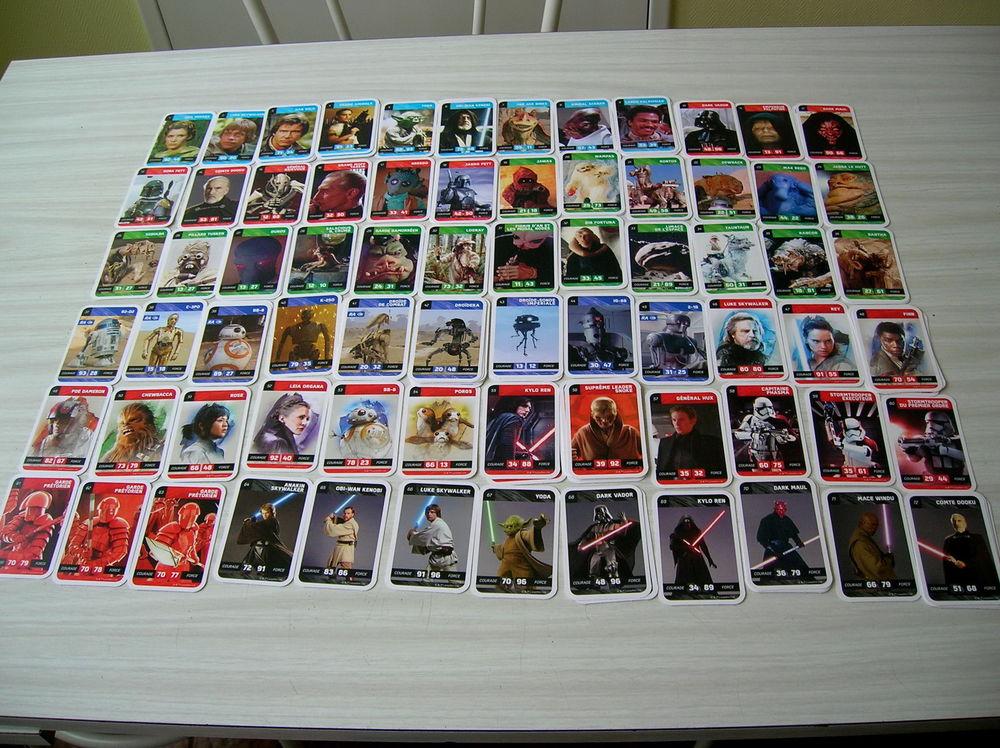 carte star wars leclerc 2020 Achetez cartes star wars neuf   revente cadeau, annonce vente à