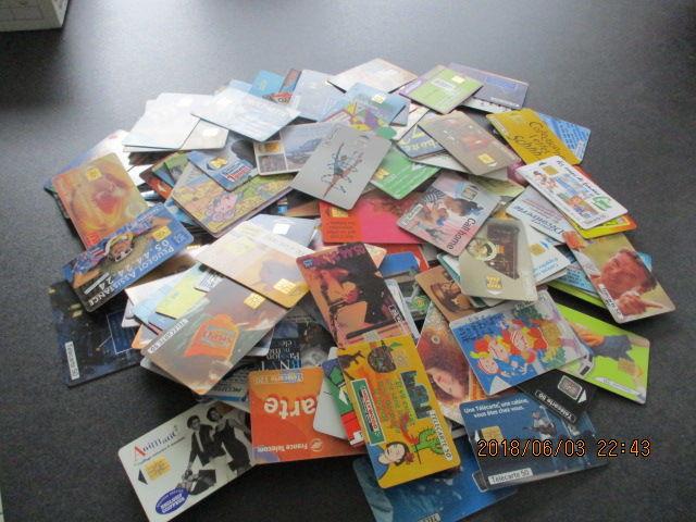 Cartes de téléphone   100 Castres (81)