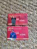 2 Cartes Téléphones/Télécartes SFR 5 Ervy-le-Châtel (10)
