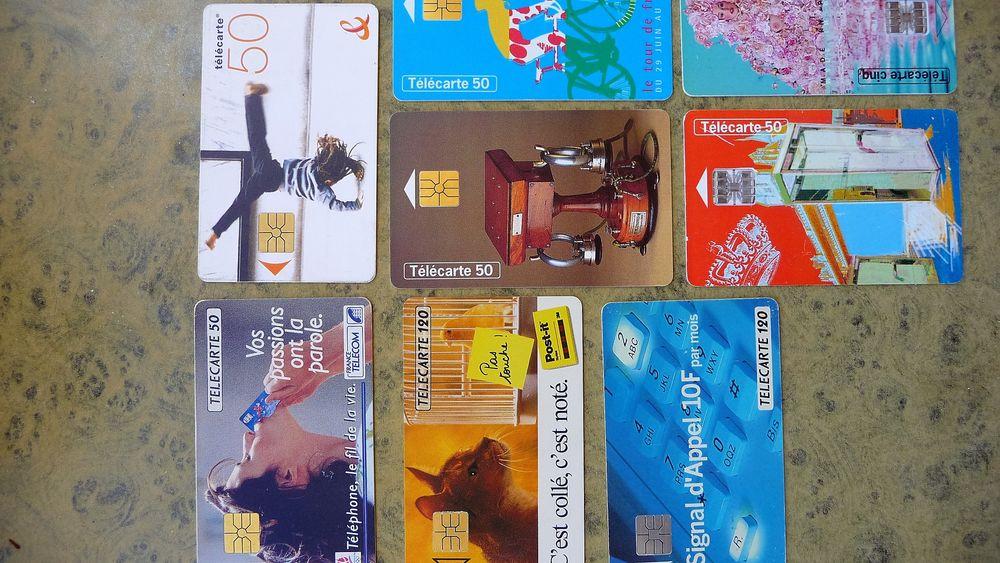Lot de cartes téléphonique  10 Nice (06)