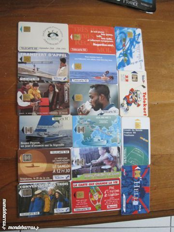cartes téléphoniques 1 Castres (81)