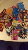 110 cartes téléphoniques 22 Wattignies (59)