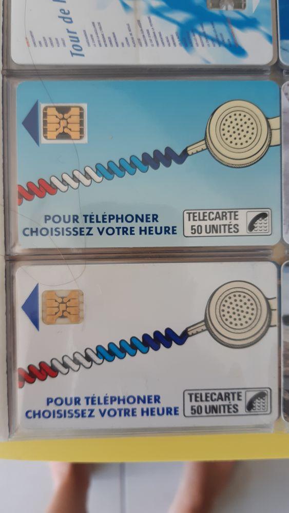 Cartes téléphoniques  0 Cognin (73)