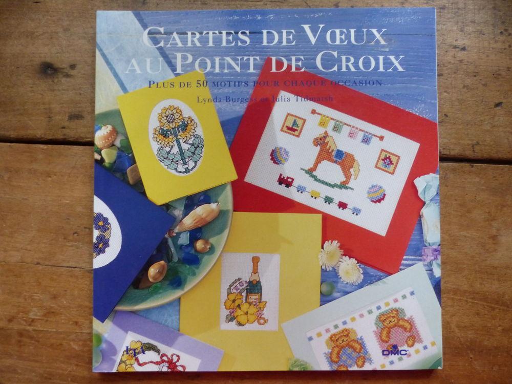 CARTES DE VOEUX AU POINT DE CROIX 8 Roclincourt (62)