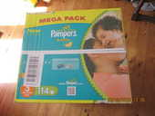 3 cartons couches pampers 4 à 9 kg 20 Montpellier (34)