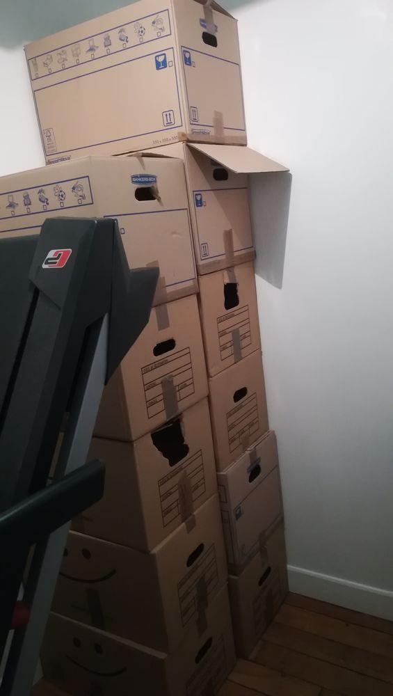 Cartons déménagement 0 Vincennes (94)