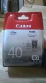Cartouche Black Canon PG-40 Lyon 2 (69)