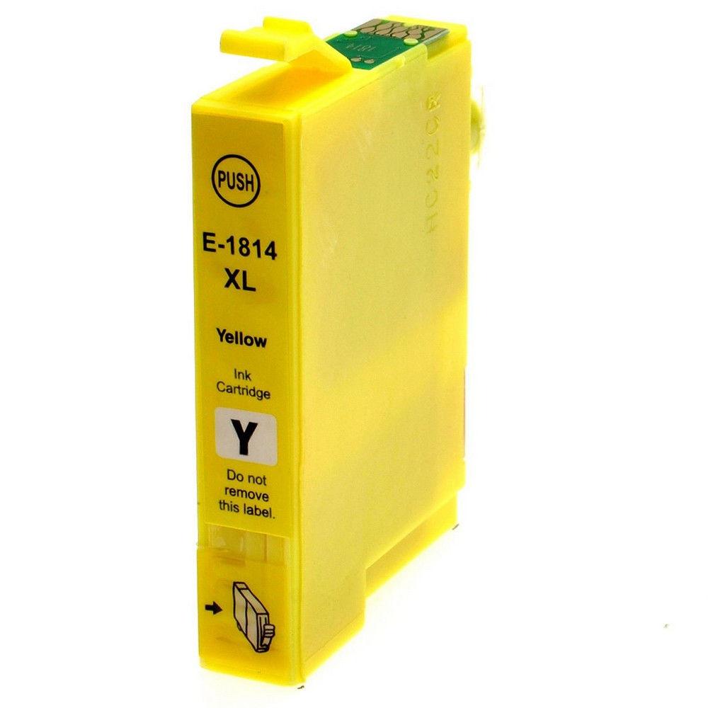cartouche encre  E1814XL jaune 2 Beauchamp (95)