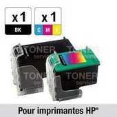 Cartouche d'encre H350XL & H351XL 50 Boulogne-Billancourt (92)