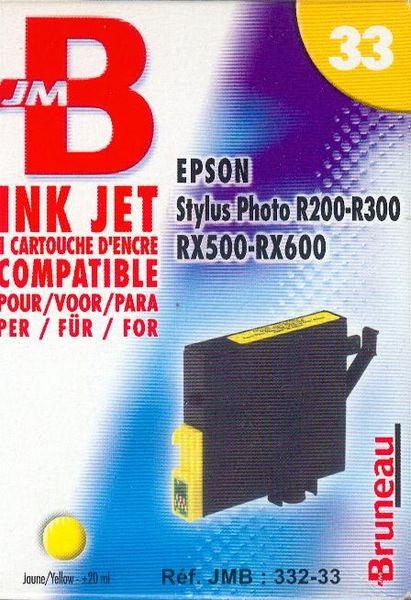 cartouche d'encre jaune pour epson stylus photo Matériel informatique