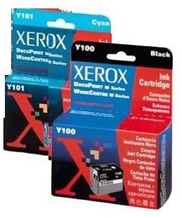 cartouche d'encre noire Xerox Y100 et cyan Y101 6 Beauchamp (95)
