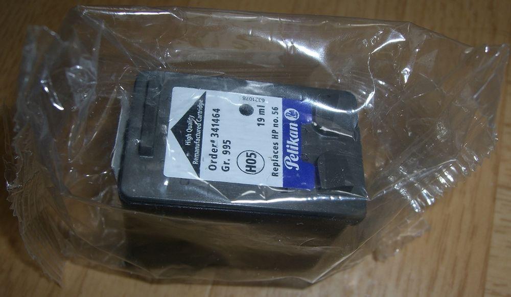 Cartouche encre noire HP56 neuve 10 Balma (31)
