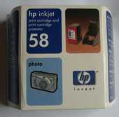 Cartouche encre photo HP 58 neuve 10 Balma (31)