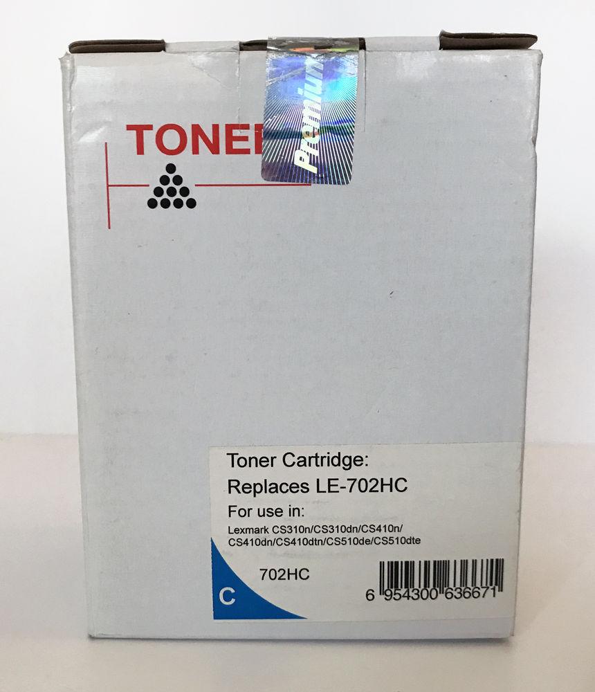 Cartouche Encre pour imprimante Toner Cartridge 70C2HC0 -Rep 40 Neuilly-sur-Seine (92)