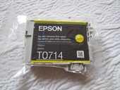 Cartouche jaune imprimante Epson Neuve 6 Herblay (95)
