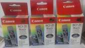 3 cartouches encre black canon bci-21-- 10 Marignane (13)