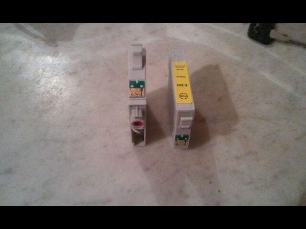 Cartouches d'encre compatibles epson   (delta66 ) 8 Toulouges (66)