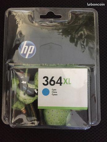 Cartouches d'encre HP 364 XL Cyan 14 Montluel (01)