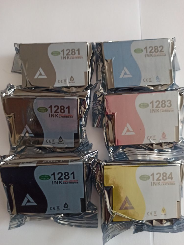 lot de cartouches d'encre imprimante Epson 6 Toulouse (31)