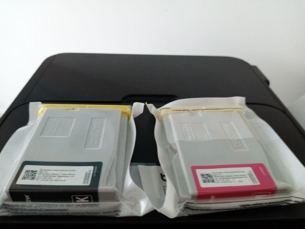 Cartouches d'encre imprimantes Matériel informatique