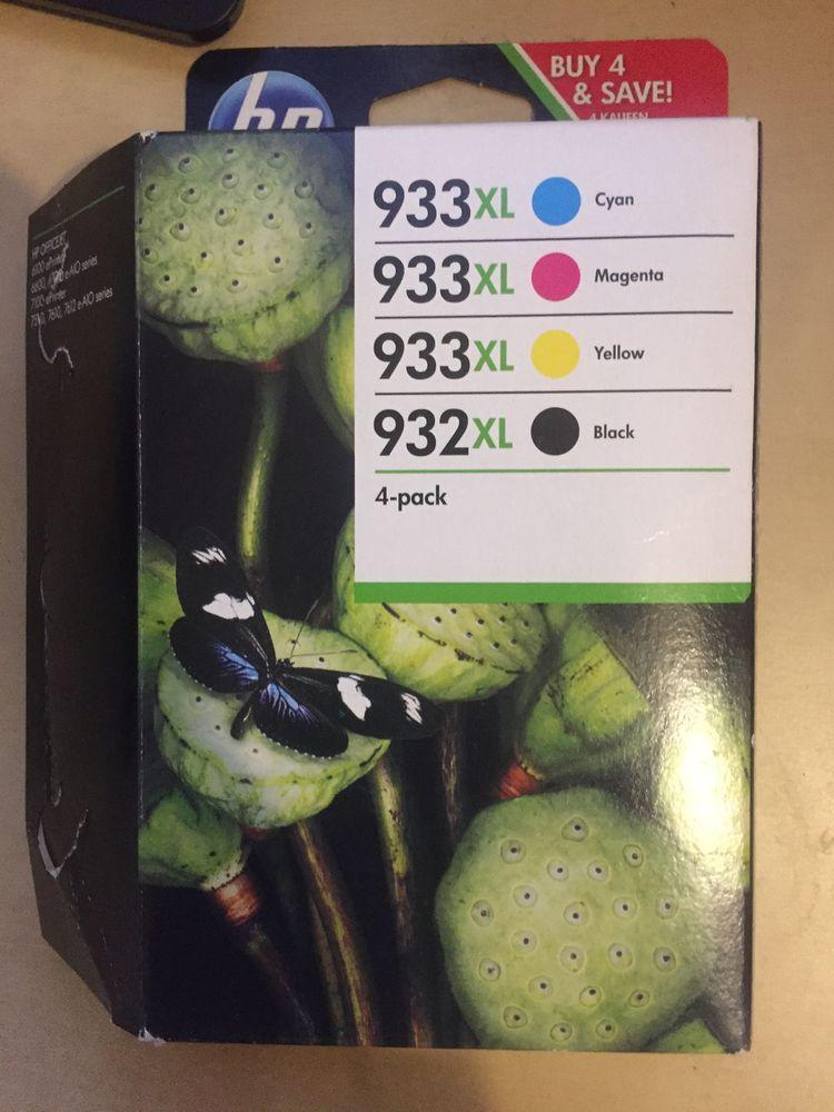 CARTOUCHES D'ENCRE NEUVES HP 932XL et 933XL 55 Torcy (77)