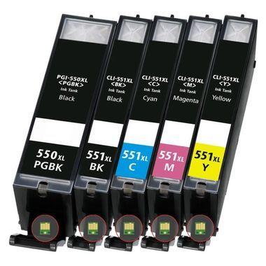 Cartouches d'encre pour imprimante Canon PIXMA MG7550 0 Voiron (38)
