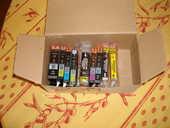 Cartouches d'encre pour Imprimante Canon 6600 / MG6650 40 Montélimar (26)