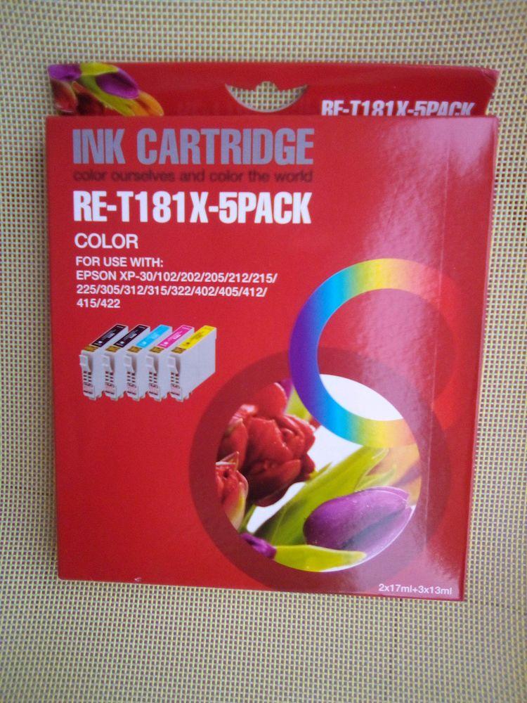CARTOUCHES D'ENCRE pour EPSON XP225... 20 Nice (06)