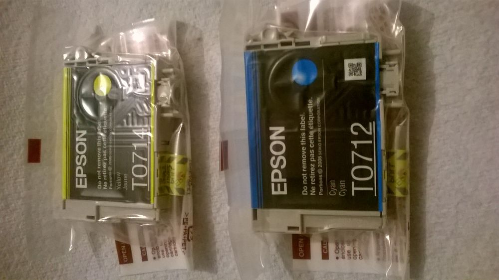 Cartouches EPSON T0712-4 5 Nancy (54)