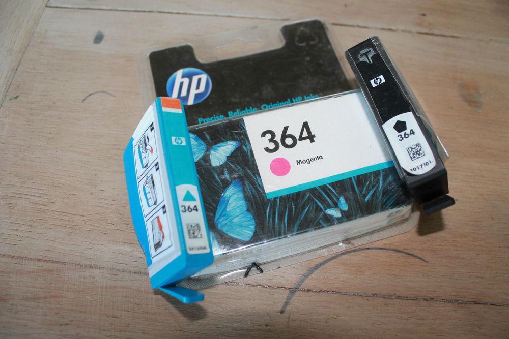 Cartouches imprimante HP 10 Caudeval (11)