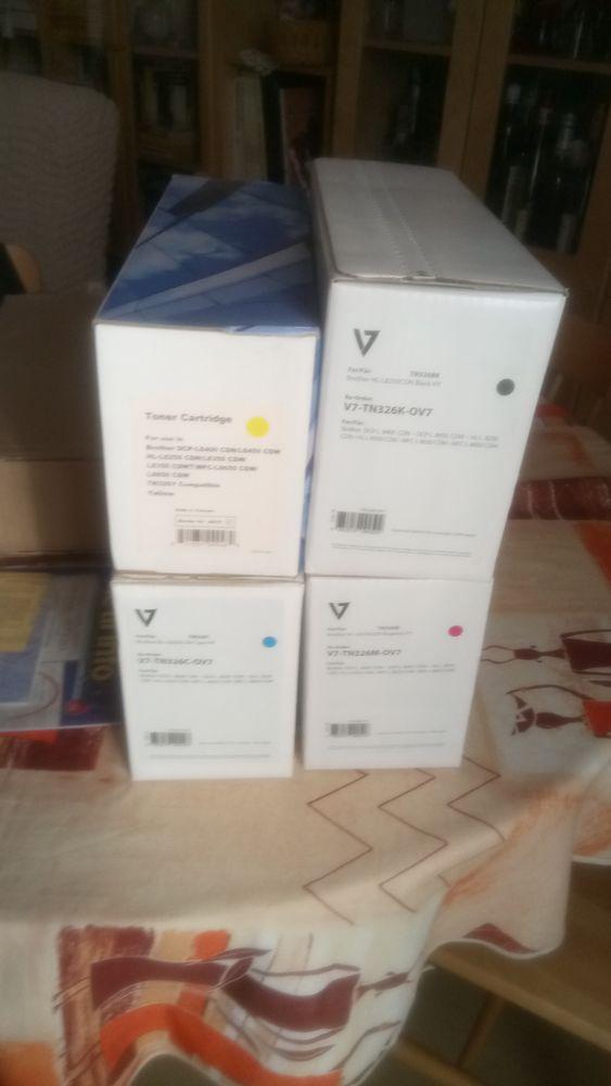 cartouches pour imprimante Brother et compatible TN326 200 Aix-en-Provence (13)