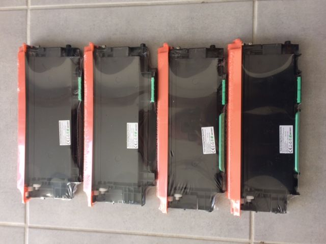 Cartouches de Toner Remplacement pour HP 117A, 178 NWG 179 F 50 La Coquille (24)
