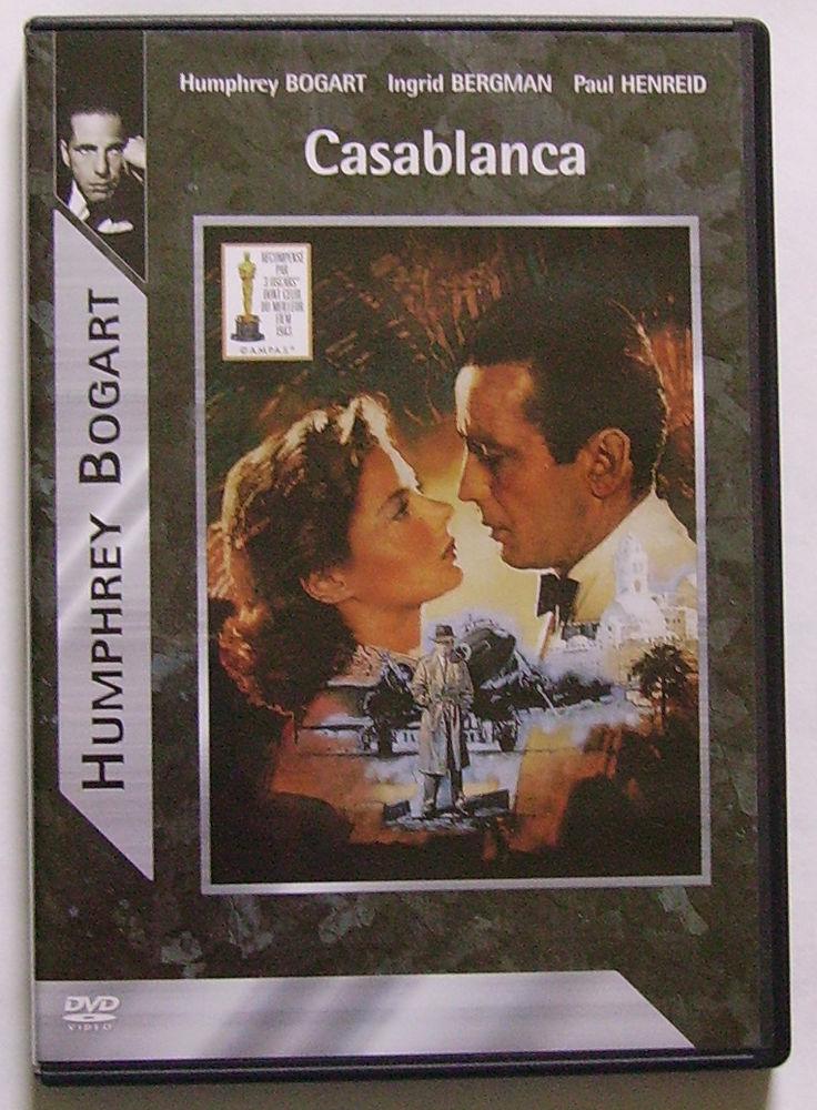 DVD Casablanca 4 Lille (59)
