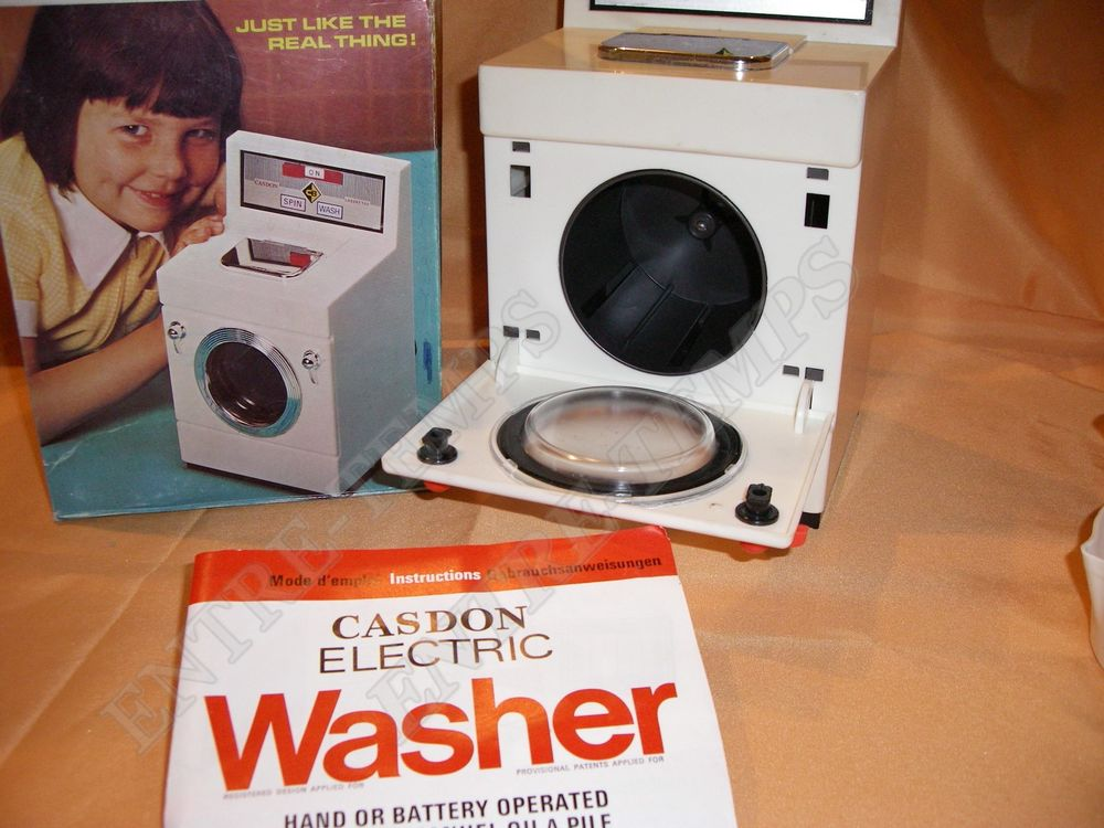 CASDON 155 WASHER LAVE LINGE ELECTRIQUE BOITE 45 Sergines (89)