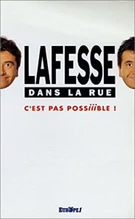 Casette VHS Lafesse dans la rue 9 Ploemeur (56)