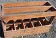 casier bois Décoration