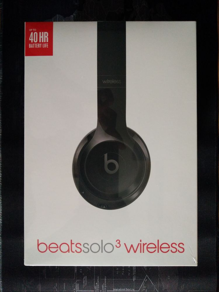 Casque Beats solo 3 wireless NEUF 210 Évreux (27)