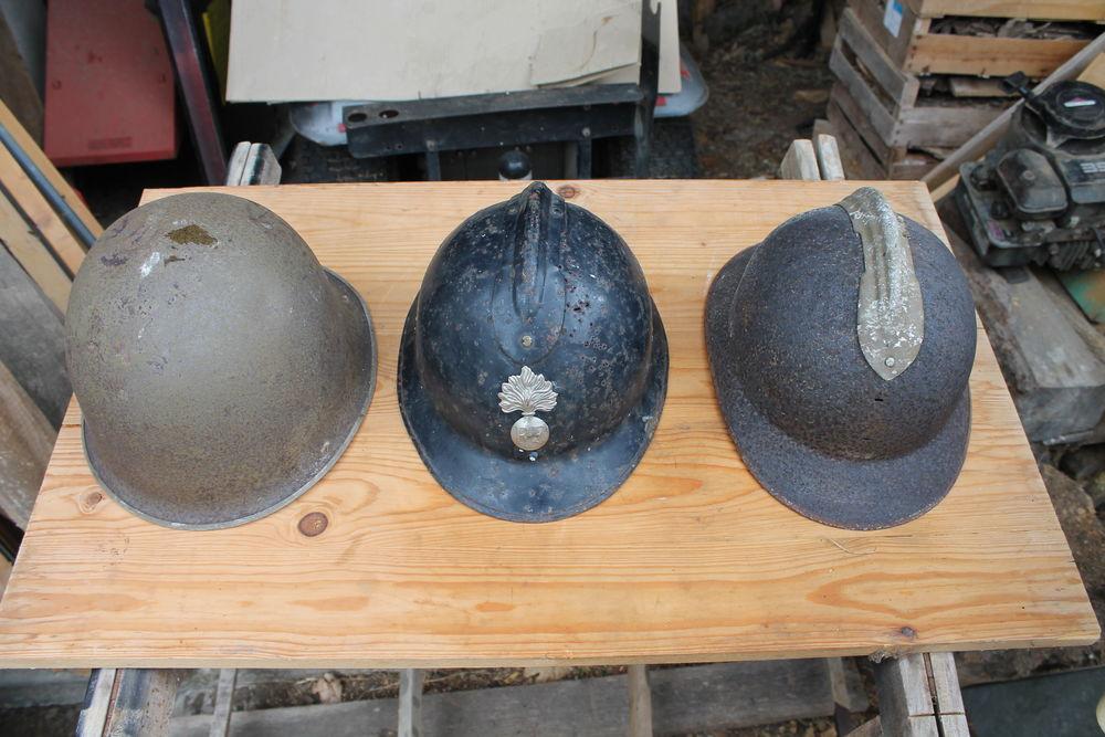casque collection 1 Châtellerault (86)