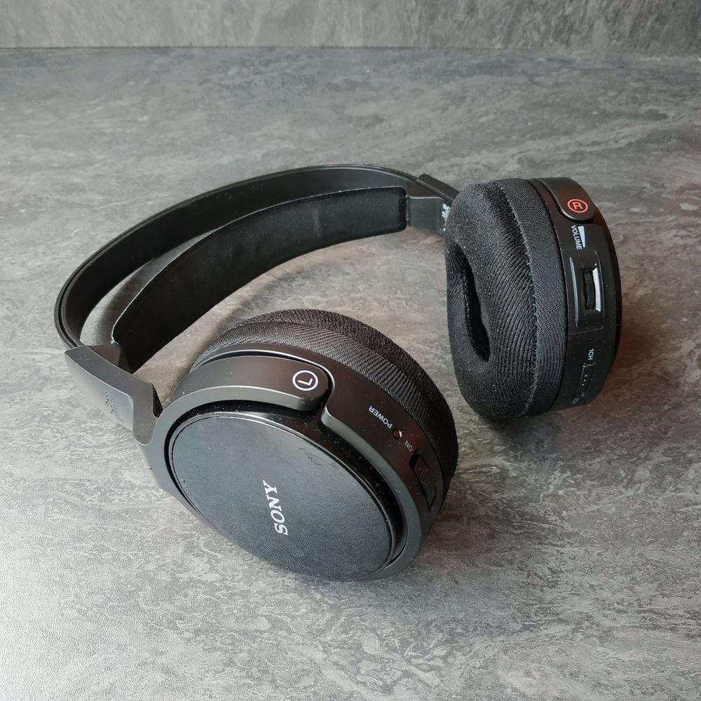 Casque sans fil Sony Audio et hifi