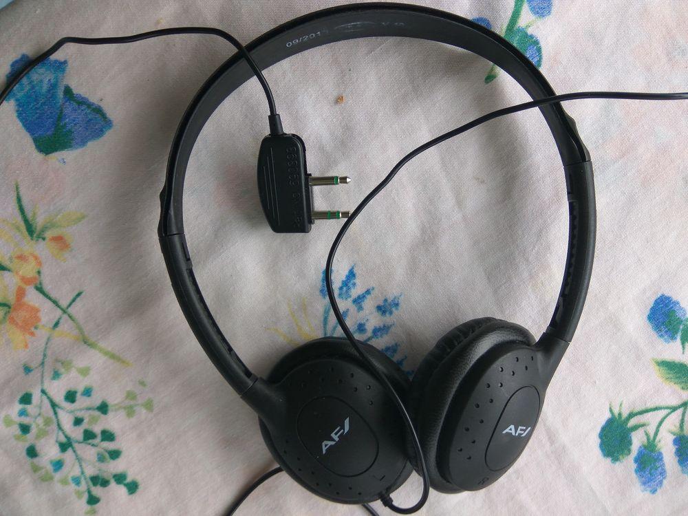 CASQUE STEREO Audio et hifi