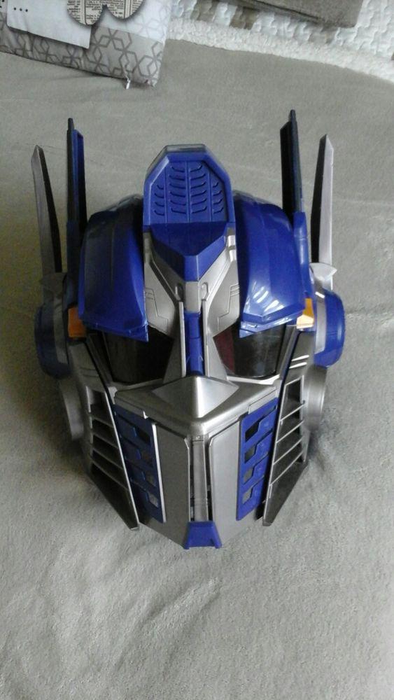 Casque Transformer optimus prime 20 Saint-Germain-lès-Arpajon (91)
