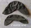 Casquette Bigeard armée Française avec nuquière, tour de têt Vêtements
