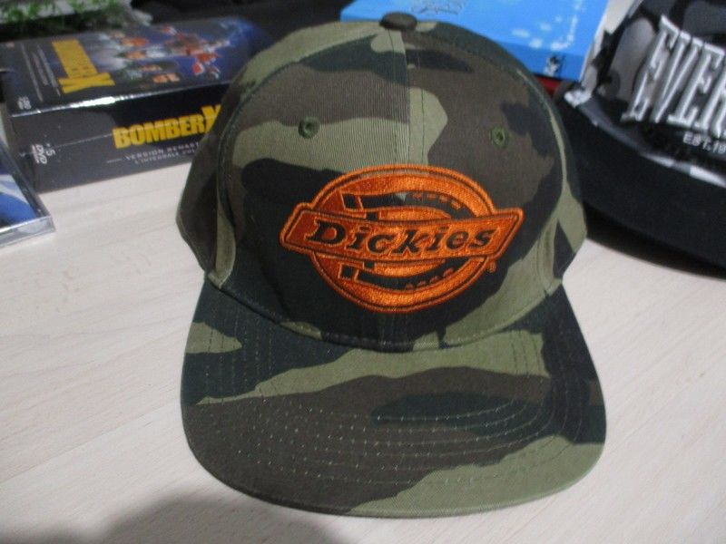 casquette dickies camouflage armée militaire snapback  28 Lognes (77)