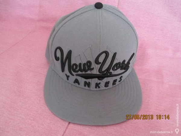 casquette 59 FIFTY NEW ERA grise 10 Alfortville (94)