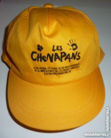casquette jaune enfant les chenapans originale 2 Bonnelles (78)
