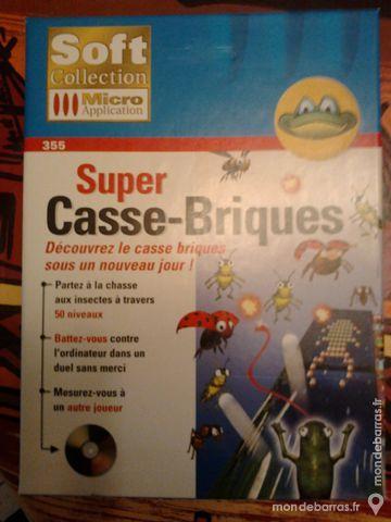 JEU PC «CASSE BRIQUES» 3 Saint-Sulpice-les-Feuilles (87)