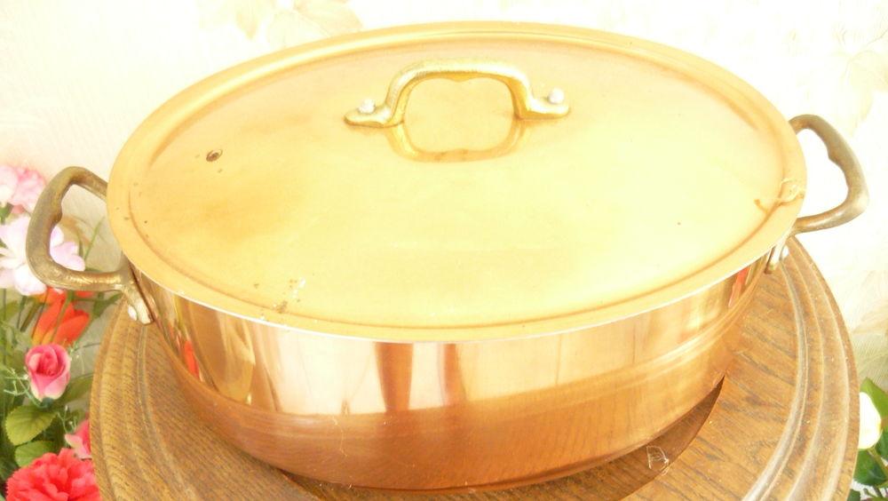 casserole en cuivre  90 Châtillon-en-Vendelais (35)