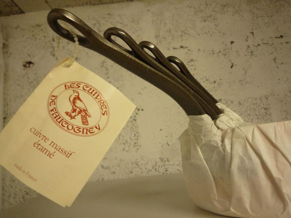 Casseroles en cuivre  100 Taverny (95)