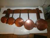 casseroles en cuivre 60 Arçais (79)
