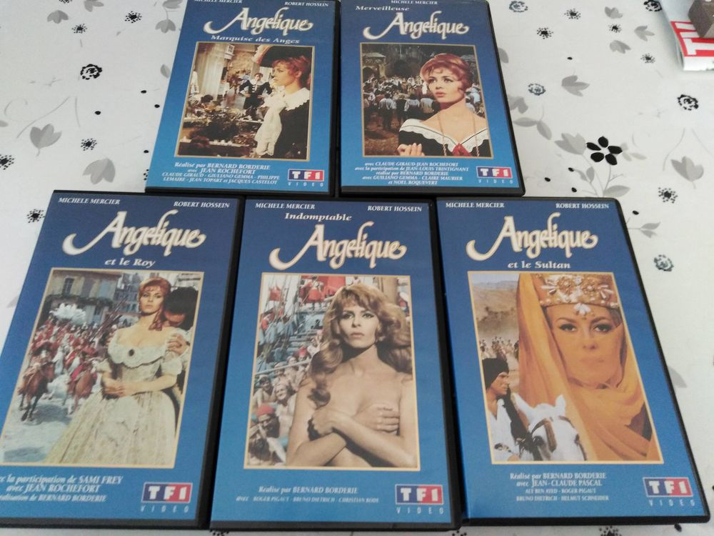 cassette d angelique 5 Mastaing (59)